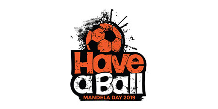have a ball mandela day